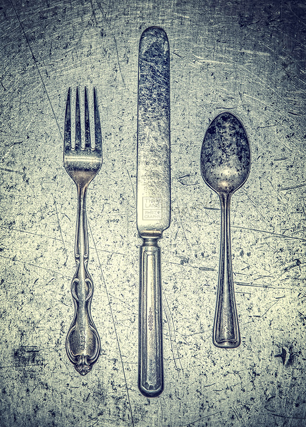Silverware on Metal_BLOG